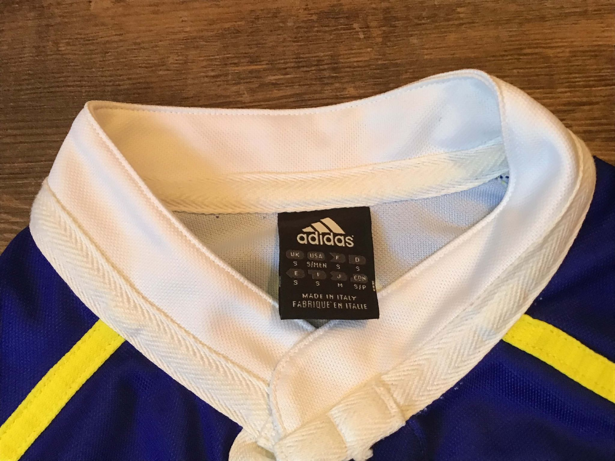 66629e04ecf Classic Rugby Shirts   2003 Clermont Vintage Old Jerseys